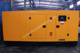 Cummins Diesel Motor Diesel Super Silent Power House de 300 kw / 375kVA
