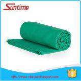 Grande serviette molle superbe supplémentaire de yoga de Microfiber, serviette antidérapage de natte de yoga