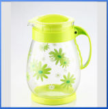 WaterまたはJuiceのためのDecoration DOT PrintingのガラスJug