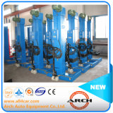 Elevadores móveis do barramento de 22 toneladas