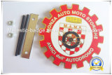 Distintivo duro dell'automobile dello smalto