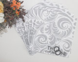 印刷されたロゴのCustomiaedの紙ナプキン