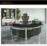 Таблица Yf-12005t офиса самомоднейшего типа стеклянная