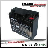 12V18ah AGM de Zure Batterij van het Lood voor UPS
