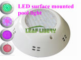 PAR56 18W RGB Tainless Steelエジソン3528 Wall Mounted 252LED Swimming Pool Light