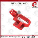 電気標準機密保護のパッドロックとの多機能のブレーカのロックアウト