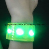 Brassard de clignotant promotionnel fait sur commande de LED (LED0907)