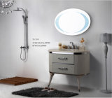 Wall Sliver Fashion Modern Bathroom Furniture (YB-910)에 짜개진 조각 Stainless Steel