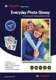 Papier photo brillant A63 de 180GSM