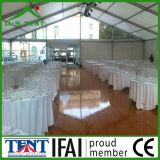 Estructura blanca barata de lujo 10m de la tienda del marco de la boda del partido