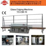 Machines en verre en verre de machine de bordure de la série Yard-Fin de support