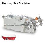 Machine en plastique de fabrication de cartons de qualité facile d'exécution (QH-9905)