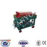 Placa Press Oil Purifier para Purifying Turbine Oil