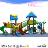 プラスチック運動場のための子供の遊園地の屋外の運動場