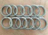 Tings da gaxeta de Asme dos anéis dos anéis CS/304/316L do metal dos anéis do GTS (SUNWELL)