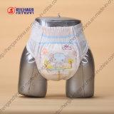 Bonne couche-culotte ultra molle de bébé d'absorptivité