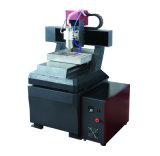 Mini machine de gravure de couteau de commande numérique par ordinateur de travail du bois de commande numérique par ordinateur découpant la machine Vct-4030r