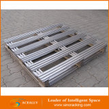 Folding galvanizzato Warehosue Metal Pallet da vendere