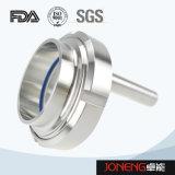 Vidrio de vista de la categoría alimenticia del acero inoxidable con la luz (JN-SG2001)