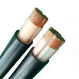 Câble d'alimentation isolé par PVC de qualité, câble de fil électrique de gaine de PVC
