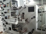 Flexo Printing Machine für Paper, Adhesive Labels, Film, Paper Cup