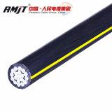 PVC проводника алюминия низкого напряжения тока/ACSR/изолированный XLPE силовой кабель для электрической передачи