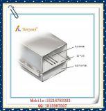 Tela filtrante de las telas de la diapositiva del aire para la planta del cemento