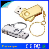Vara personalizada do USB do metal do logotipo da amostra livre de qualidade superior