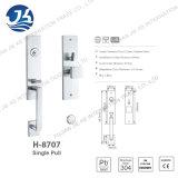 Alta calidad 304 de bloqueo de puerta de acero inoxidable (H-8707)