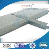 T-Barra galvanizada del techo con la línea negra (fabricante profesional de China)