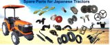 Segunda mão Yarmar, Kubota, peças do trator de Iseki