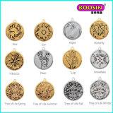 بالجملة زنك سبيكة عادة - يجعل نمو نوع ذهب مجوهرات فتنة