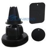 小型360度の回転携帯電話のホールダー車のエア・ベントの電話ホールダー車の可動装置のホールダー