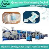 Cadena de producción especializada Semi-Serva del pañal del bebé con el CE (YNK400-HSV))