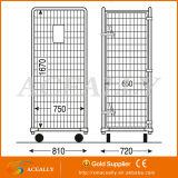 Carrello 2016 del trasporto dei portelli del collegare del contenitore del carrello della Tabella del rullo di piegatura