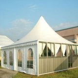 [شنس] صاحب مصنع [10إكس10م] أبيض فسطاط [بغدا] خيمة مع كنيسة نافذة