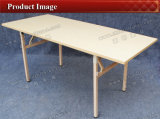 Melamine pieghevole Conference e Meeting Table Furniture da vendere (YC-T100-6)