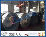 Umhüllungenbeckenisolierungsbeckenringrohrumhüllungenmilch-Sammelbehälter-Saft-Sammelbehälter
