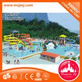 Parque modificado para requisitos particulares del Aqua de la diapositiva de la piscina de Waterworld del diseño
