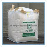 Laço em sacos enormes do recipiente do saco do laço FIBC para o pó ou os grânulo