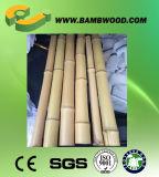 Ruw Natuurlijk Zwart Bamboe Polen