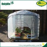 Caminata reutilizable del PVC del PE de Onlylife en invernadero del jardín