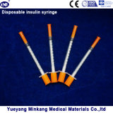 처분할 수 있는 1cc 인슐린 주사통 0.5cc 인슐린 주사통 0.3cc 인슐린 주사통 (ENK-YDS-043)
