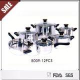 Godd Quality 7PCS Stainless Steel Kitchen Set