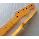 ニトロ終了する型の一つのかえでの遠いギターの首