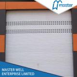 Porte de garage de panneau/roulement de porte de /Rolling de porte de rouleau (M. RP77)/portes en aluminium de garage d'obturateur de rouleau