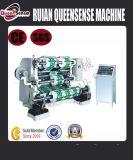 Vertikale Automatische Längsschneiden Aufwickeln Maschine