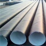 Pipa del acero inconsútil ERW de la pipa de acero (X80)
