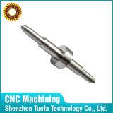 Delen CNC die van het roestvrij staal Adapter Ss306 machinaal bewerken