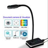 가르치는 장비 거위 목 모양의 관 디자인 Eloam 문서 사진기 Vh801af/Vh8001A3af 의 HDMI 문서 사진기